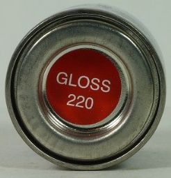 Humbrol 0220 Gloss Italian Red